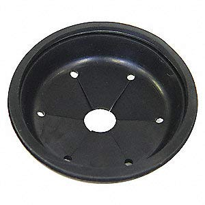 Rubber Disposer Splashguard, for Use with Waste Disposers, Universal for Commercial Sinks - Universal Disposer Waste