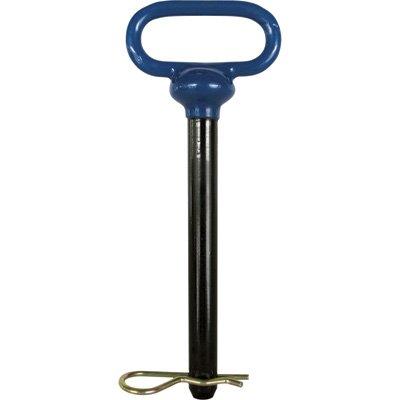 (Braber Equipment 3-Point Hitch Pin - 3/4in. Dia. x 4in.L, Model# 703HPBLU)