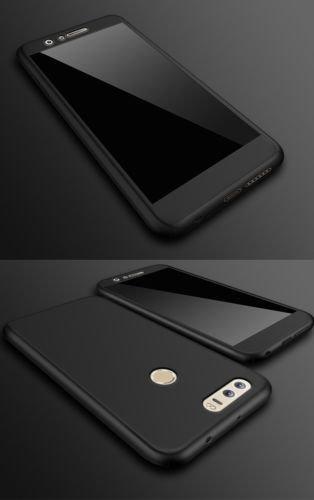 brand new 9dd6f 98e7b Vivo V7+/ V7 Plus 360 protection cover black colour: Amazon.in ...