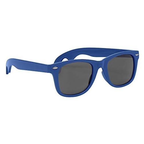 Bottle Opener Malibu Sunglasses - 100 Quantity - $5.01 Each - Promotional Product/Bulk with Your Logo/Customized.  