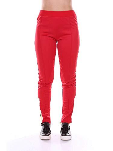 Cotone Pantaloni Rosso Akep Donna Ke726red CTxtqZv