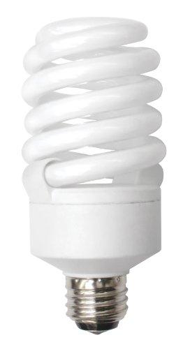 - TCP 19027 27-watt 2700-Kelvin Springlamp CFL Pro 3-watt
