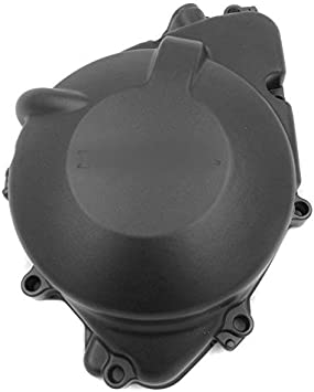 HTTMT MT313-012B Oem Replacement Engine Stator Cover Compatible with Honda Cbr929Rr 2000-2001 Black Left