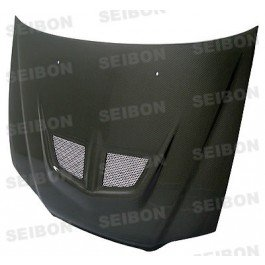 SEIBON 98-02 Accord 2D Carbon Fiber Hood EVO CG 99/00