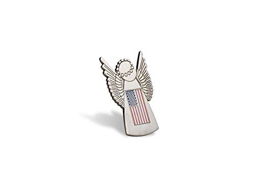 Flag Angel Pin - USA Angel Flag Pin
