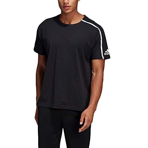 corta manica Tee Originals uomo M da shirt Zne T nera Adidas nqzZgx4