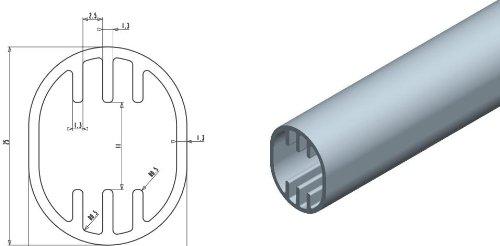 Suspension system system system Elba TUB 1,2von KIT-CLASS® B007VCIHZU | Gutes Design  124223