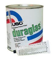 Duraglas Fiberglass Filled Filler 1 Gallon