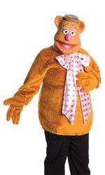 Fozzie Bear Adult Standard Costume PROD-ID : 561911 (Fozzie Bear Adult Costume)
