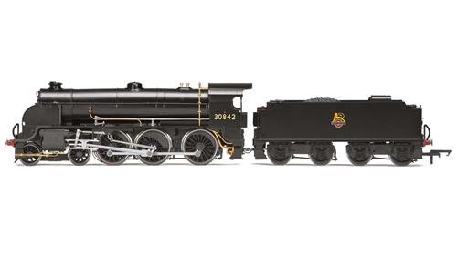 Hornby R3412 Arly BR S15 Class '30842' LOCO Steam, Multi
