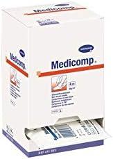 COMPRESA MEDICOMP ESTERIL 5x5 40 SOBRES 5 UD