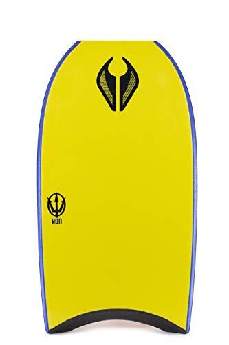 NMD Chris Wonton Taloa PP Stand Up Bodyboard 43″ Yellow