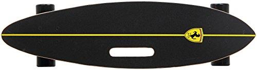 Black Standard Cruiser (Ferrari Cruiser Standard Skateboard, Black, 31