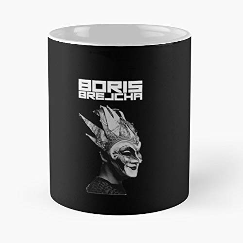 Boris Brejcha Armin Van Buuren - Coffee Mug-11 Oz,white Unique Birthday Gift-the Best Gift For Holidays. -
