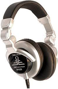 Equation RP-22X Extreme Stereo Monitor Headphones
