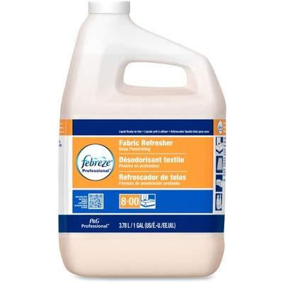 PAG33032CT Febreze Fabric Refresher Odor Eliminator, Gallon Bottle, 3/Carton