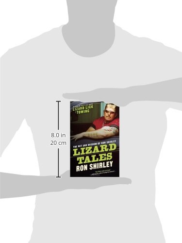 Lizard Tales: The Wit and Wisdom of Ron Shirley: Amazon.es ...