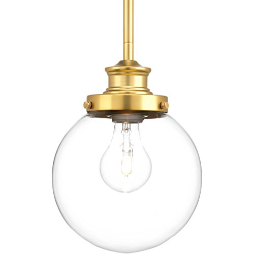 Progress Lighting P5067-137 Penn 1 Light Pendant