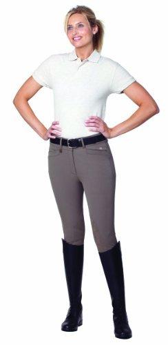Celebrity SLIM SECRET Knee Patch DX Breech 28 R Light Tan