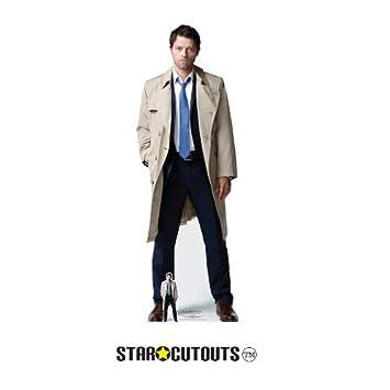 Standee Padalecki Sam Winchester Supernatural Lifesize /& Mini Cardboard Cutout