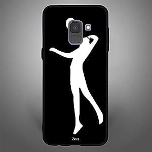 Samsung Galaxy A8 Plus Volley Ball BnW