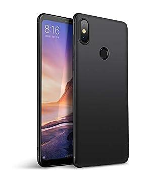 Olliwon Funda Xiaomi Mi 8 Lite, Ultra Slim Silicona TPU Carcasa Anti-Arañazos y Antideslizante 360 Cover Case para Xiaomi Mi 8 Lite Nergo