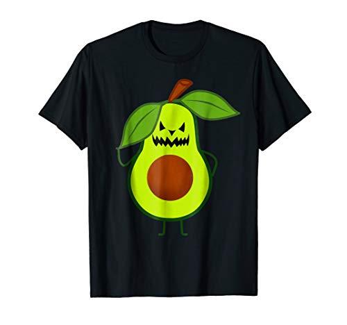 Scary Avocado Halloween Lazy Party Last Minute Costume -