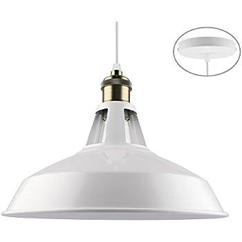 Nuvo Lighting SF76 283 Warehouse Shade White