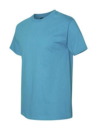 Hanes 5280 5.2 oz. ComfortSoft Cotton T-Shirt Sapphire 3XL