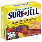 Kraft Gelatin Sure Fruit Pectin Jelly, 1.75 Ounce -- 24 per case.