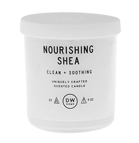 DW Home Nourishing Shea 1 Wick Hand Poured 9.025 oz Candle (1)