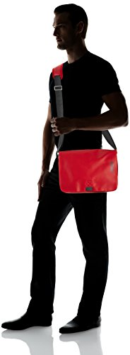 Bag BREE Punch Shoulder Blue de Unisex Bolso 62 Collection Red Hombro 152 Rojo wg6XqgB