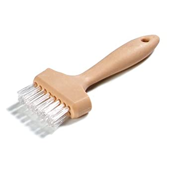 Carlisle 40114 00 Teflon Cleaning Brush (13-0866) Category: Grill, Griddle and Fryer Cleaners