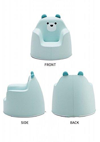 iloom 2017 New Polar Aco Infant Kids Children Sofa Blue by i-loom