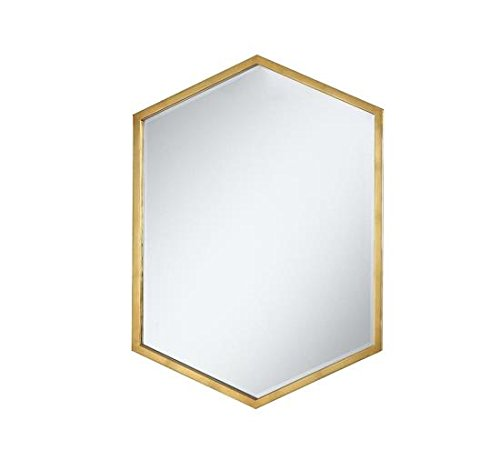 Coaster Decorative Mirror in - Gold Mirror