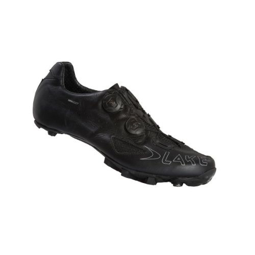 LAKE SHOE MX237 MTB CARBON DUAL BOA BLACK