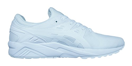 De Blanc Evo Gel Trainer Course Unisexes Asics Chaussures Adultes kayano OwpAdxpq