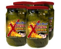 Best Maid Xtreme Hot Pickle - Pickles Spicy Dill