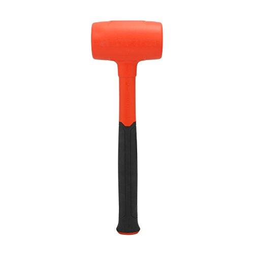Kobalt 45-oz Smoothed Face Rubber Dead Blow Hammer