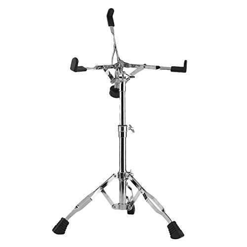 (Snare Drum Stand Adjustable Double Braced Lightweight Snare Stand)