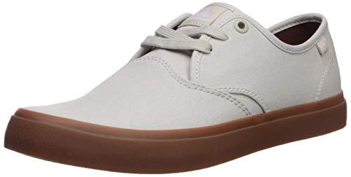 Quiksilver Men's Shorebreak Shoe Sneaker, tan-Solid, 10(43) M US from Quiksilver