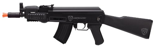 Red Jacket AKU-6mm Plastic- Electric Airsoft Rifle, (Auto Electric Airsoft Rifle Paintballs)