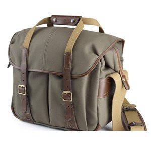 Billingham 307L Camera & Laptop Bag - Sage FibreNyte/Chocolate 506548-54