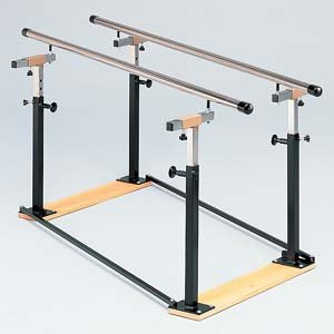 Clinica Parallel Bars, Folding, 10 ft