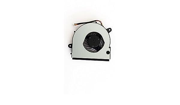 Toshiba Satellite C670 C670D L770 L775D L775 C675 cpu fan Cooler KSB06105HA-AL1S