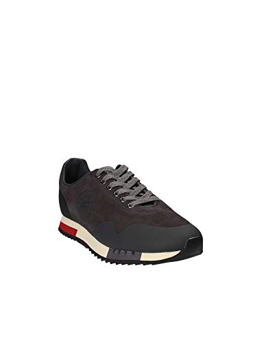 sue 43 Blauer Grigio Shoes 8fdetroit01 Sneakers Uomo EYnnpOqx