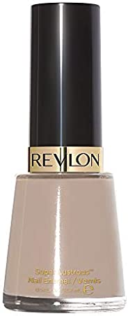 Revlon Super Lustrous Nail Enamel Bare That Esmalte de Uñas, color Beige, 0.5 oz/14.7 ml