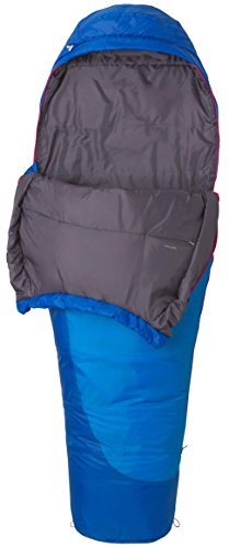 Marmot Trestles 15 Women s Cold-Weather Mummy Sleeping Bag, 15-Degree Rating