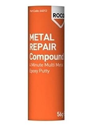 Rocol 64012 - Masilla de reparación de metal: Amazon.es: Industria, empresas y ciencia