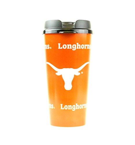 - Texas Longhorns 32oz Single Wall Travel Mug